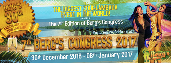 Berg's International Zouk-Lambada Congress 2017