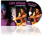 Zouk Lambada Lady Styling with Solange Dias DVD cover
